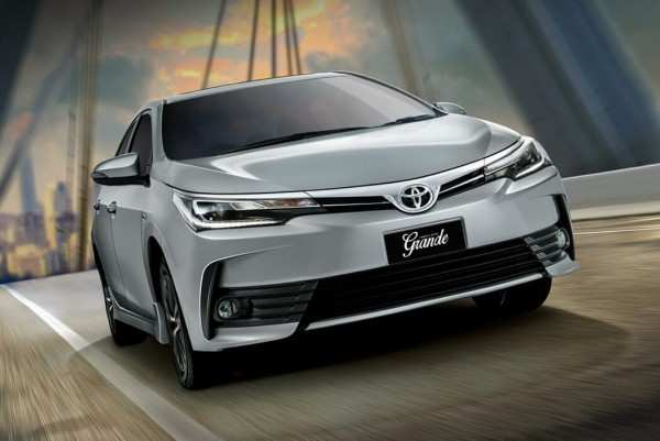 62 The Toyota Xli 2019 Price In Pakistan Spy Shoot