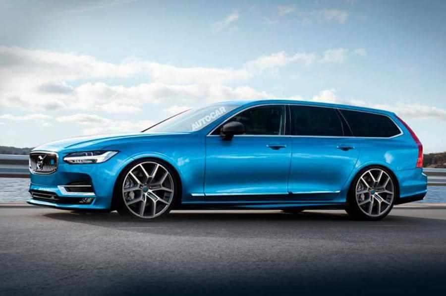 62 The V90 Volvo 2019 First Drive