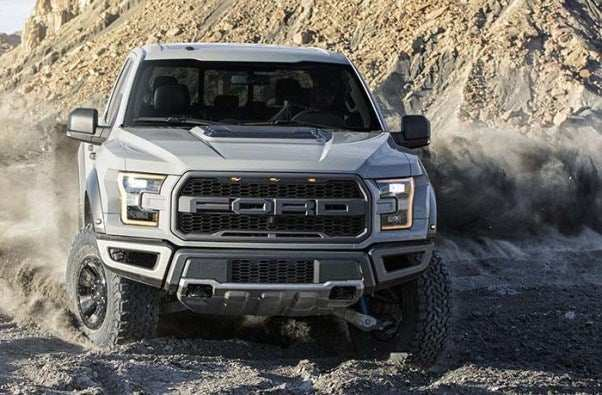 63 A 2019 All Ford F150 Raptor Review