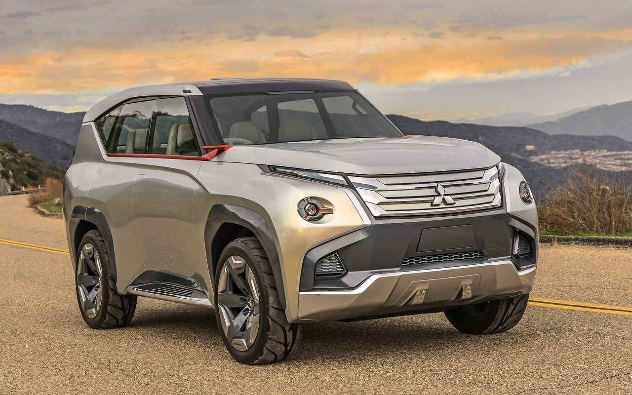 63 A 2019 All Mitsubishi Pajero Overview