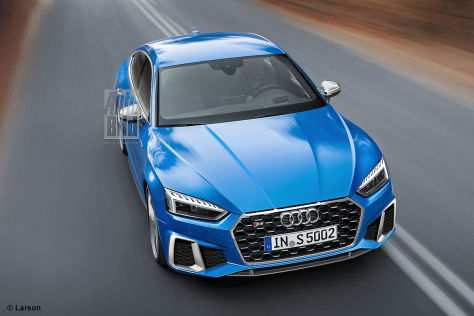 63 A 2019 Audi S5 Overview