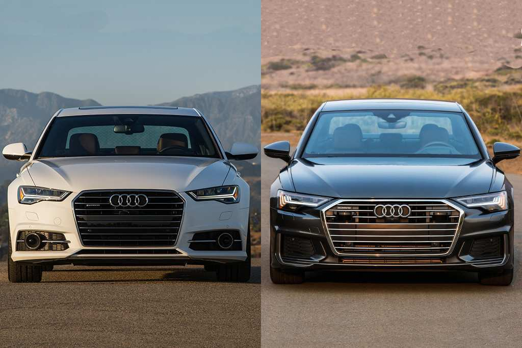 63 A 2019 Audi S6 New Review