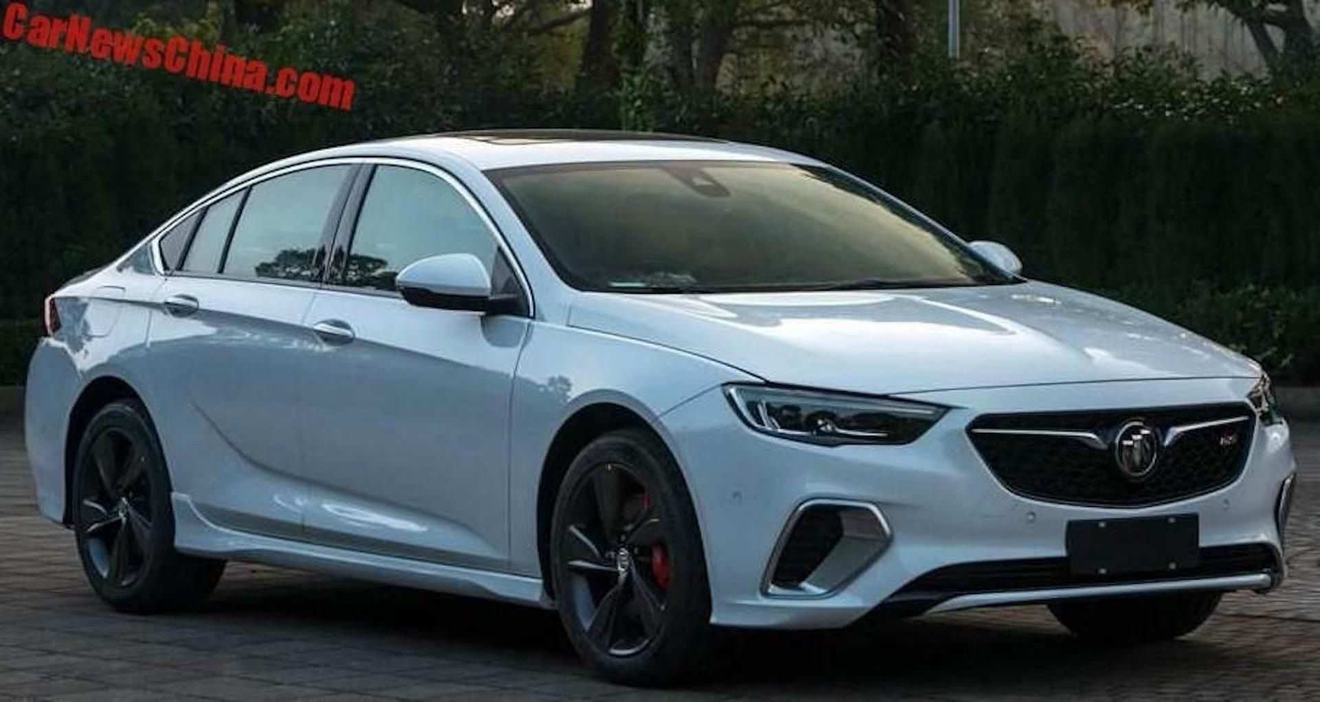63 A 2019 Buick Verano Spy Redesign And Concept