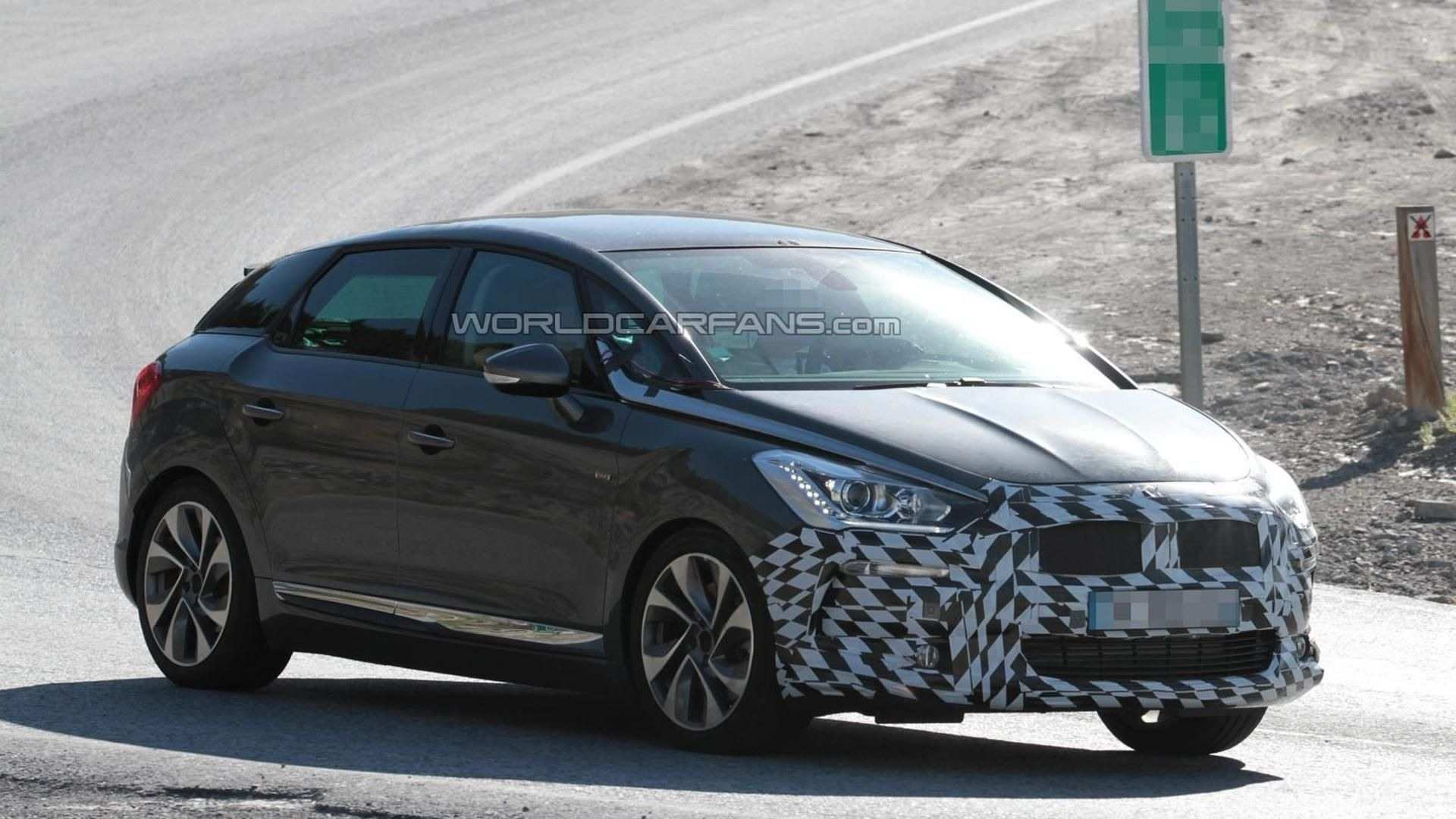 63 A 2019 Citroen DS5 Rumors