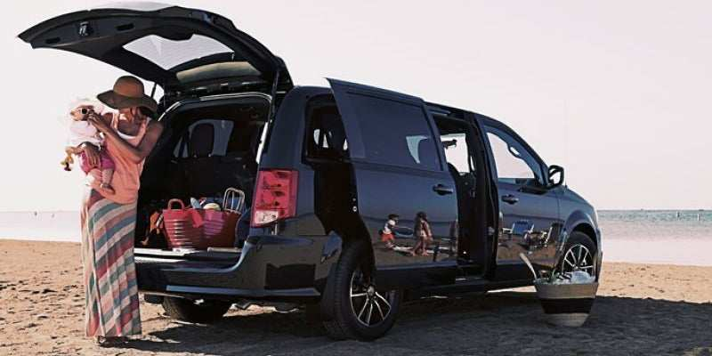 63 A 2019 Dodge Grand Caravan Review And Release Date
