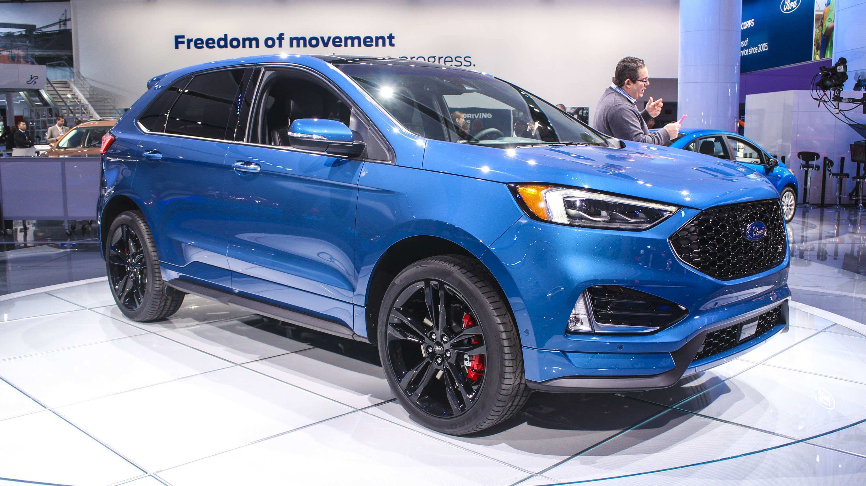 63 A 2019 Ford Edge Sport Price