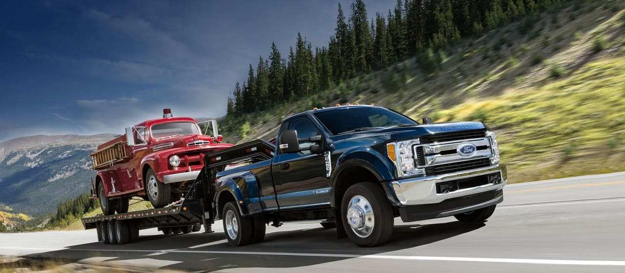 63 A 2019 Ford F350 Diesel Exterior