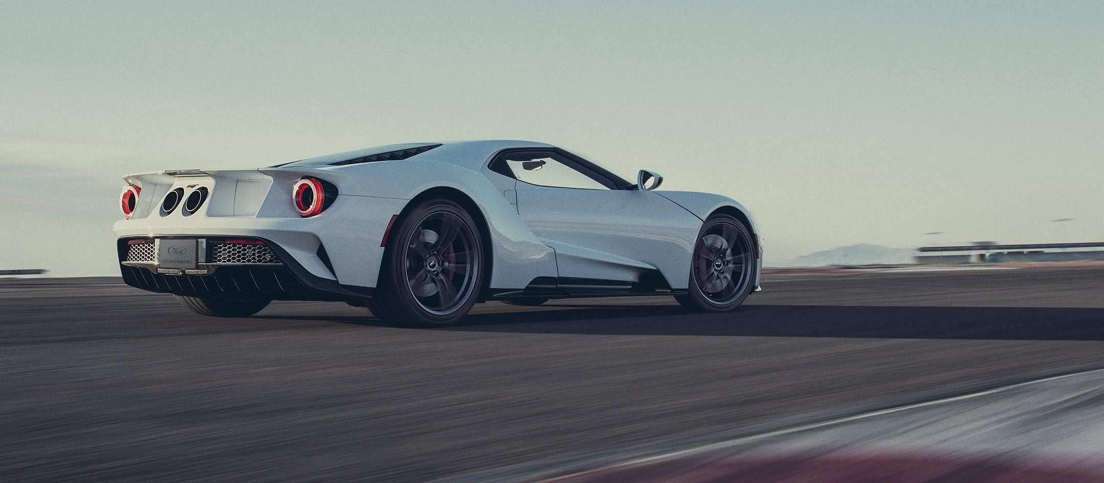 63 A 2019 Ford GT Exterior