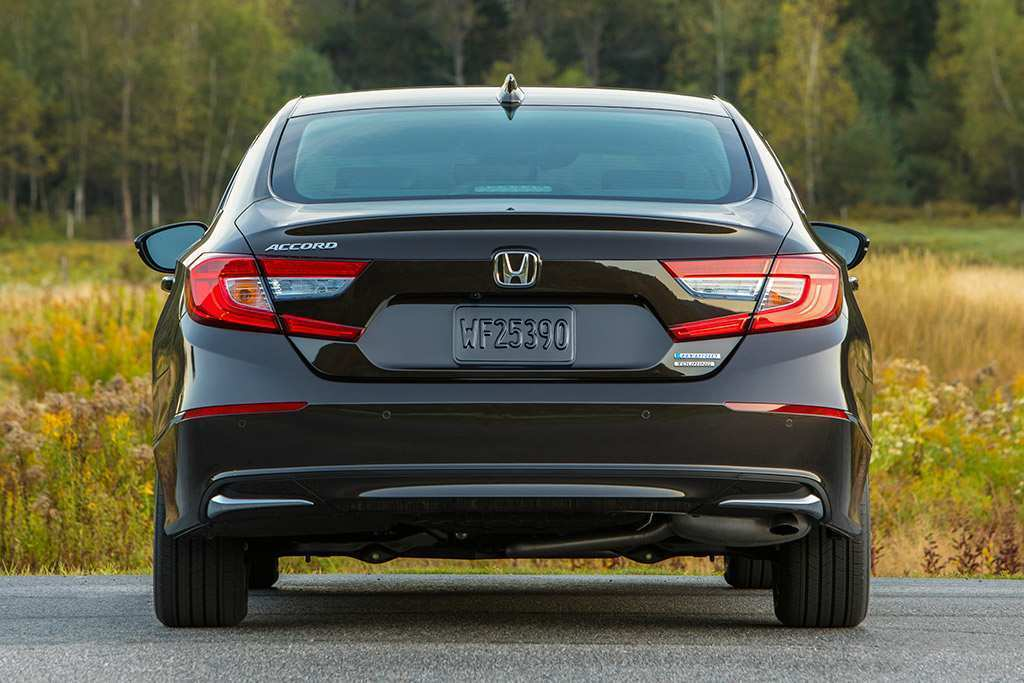 63 A 2019 Honda Accord Hybrid New Concept