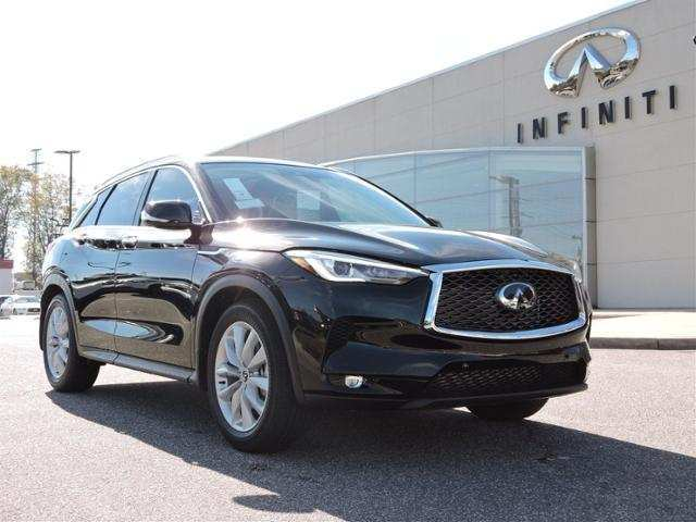 63 A 2019 Infiniti Qx50 Black New Model And Performance