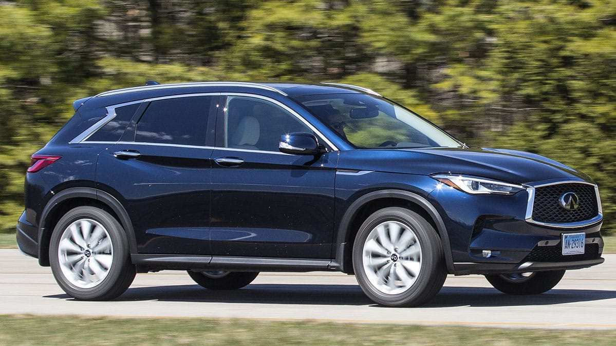 63 A 2019 Infiniti Qx50 Black New Review
