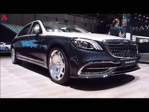 63 A 2019 Mercedes Maybach S650 Price And Release Date