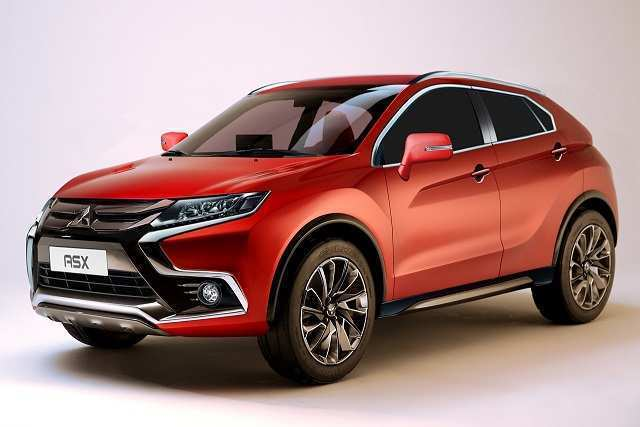 63 A 2019 Mitsubishi Asx Review And Release Date