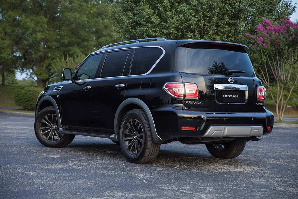 63 A 2019 Nissan Armada Price And Release Date
