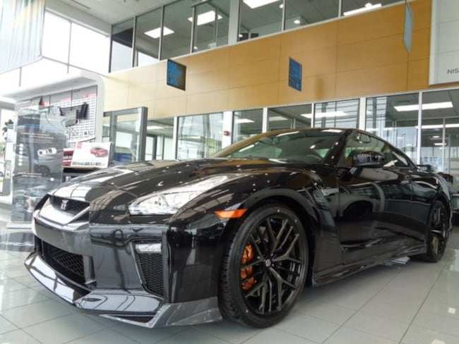 63 A 2019 Nissan GT R Style