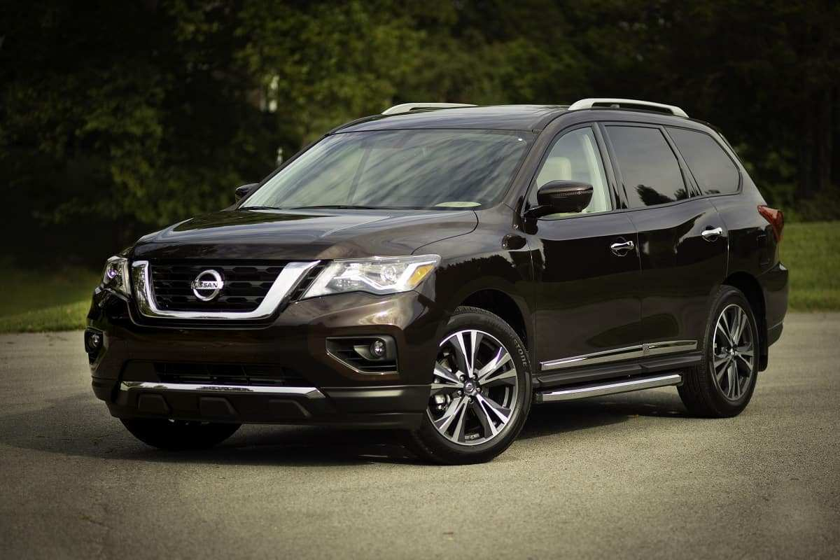 63 A 2019 Nissan Pathfinder Hybrid Spesification