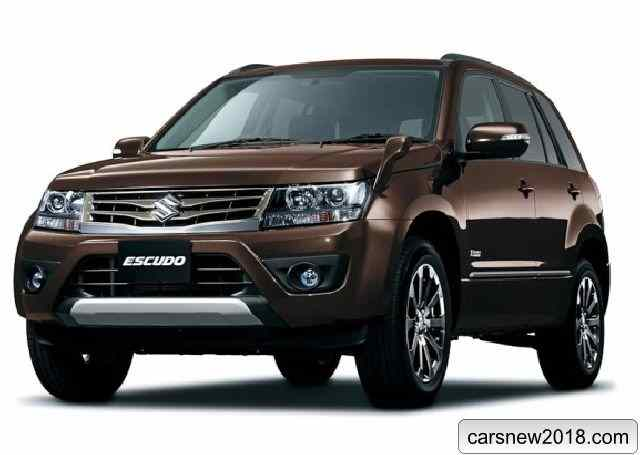 63 A 2019 Suzuki Grand Vitara Photos