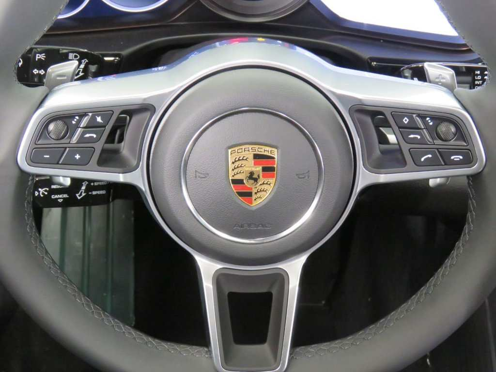 63 A 2019 The Porsche Panamera Engine