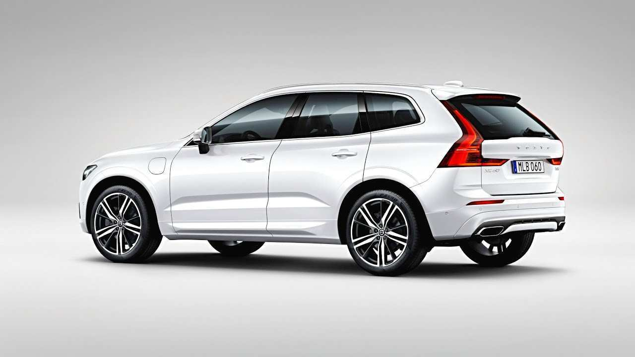 63 A 2019 Volvo XC60 Concept And Review
