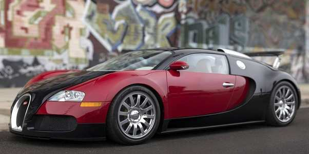 63 A 2020 Bugatti Veyron Ratings