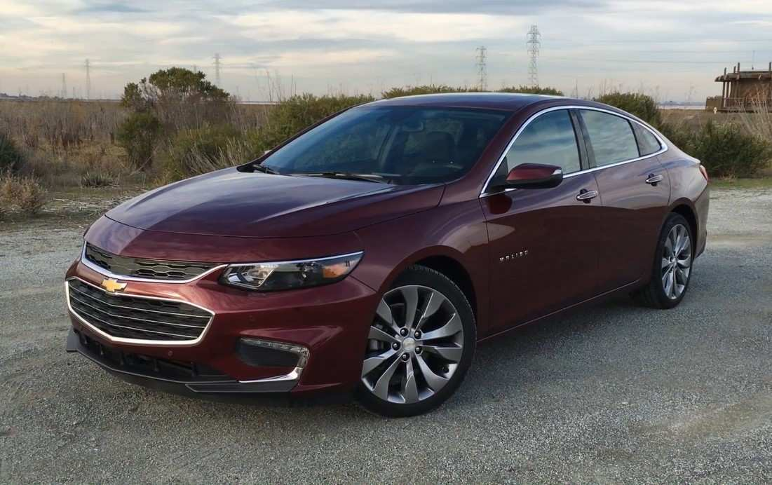 63 A 2020 Chevy Malibu Specs And Review