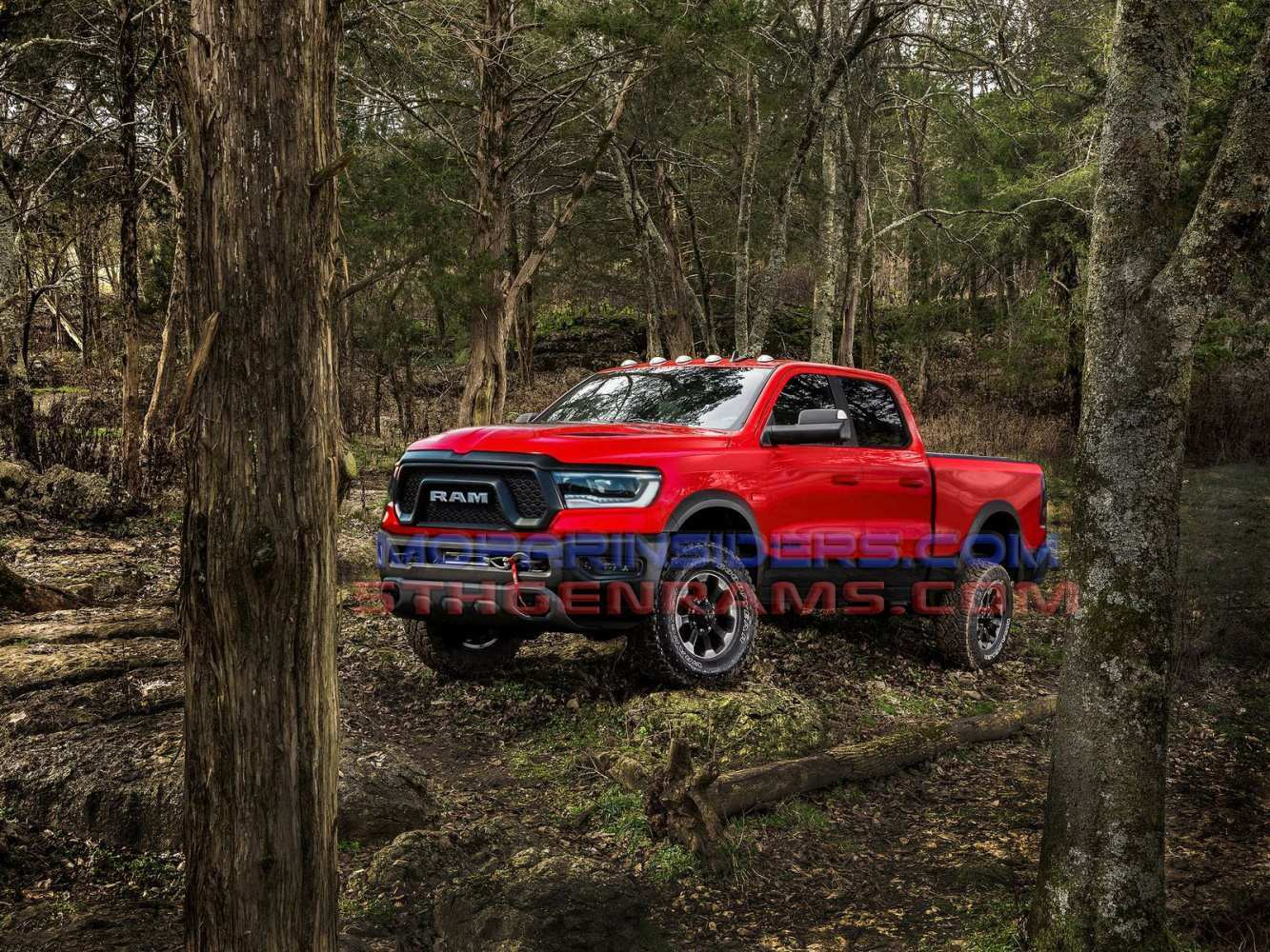 63 A 2020 Dodge Power Wagon Reviews