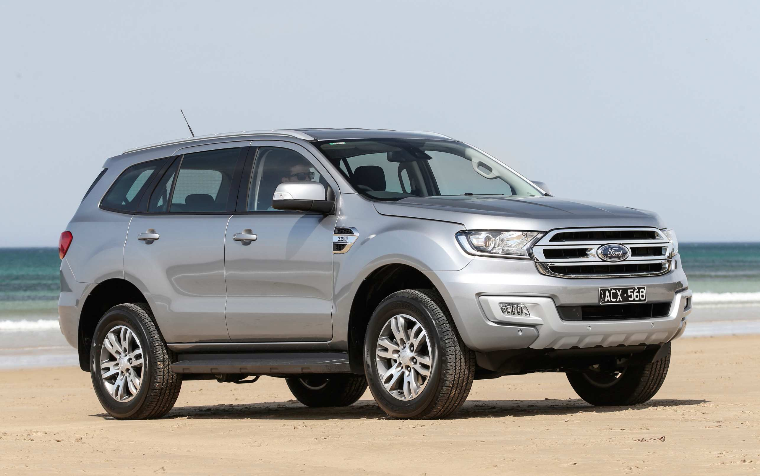 63 A 2020 Ford Everest Exterior