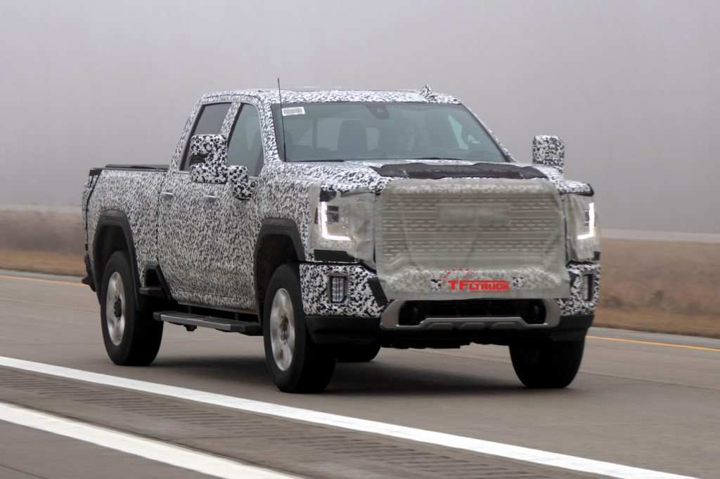 63 A 2020 GMC Sierra Performance And New Engine