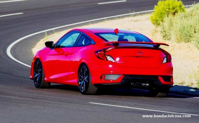 63 A 2020 Honda Civic Coupe Pictures