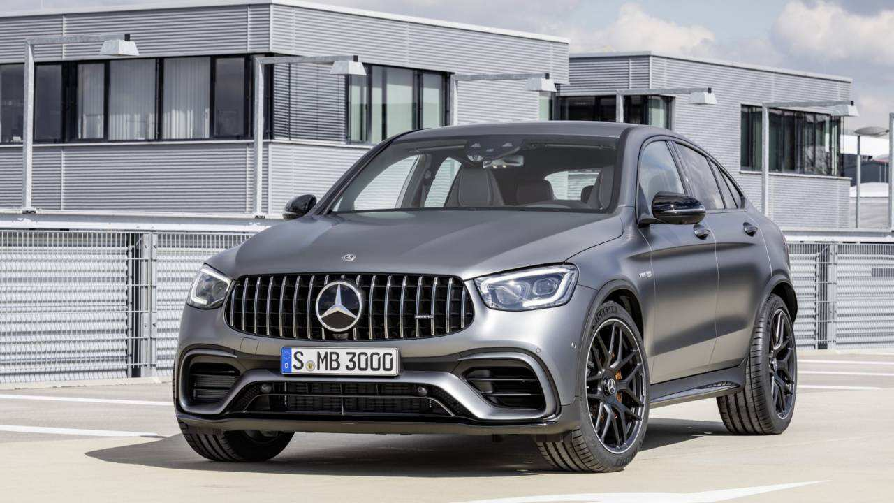 63 A 2020 Mercedes Glc Review