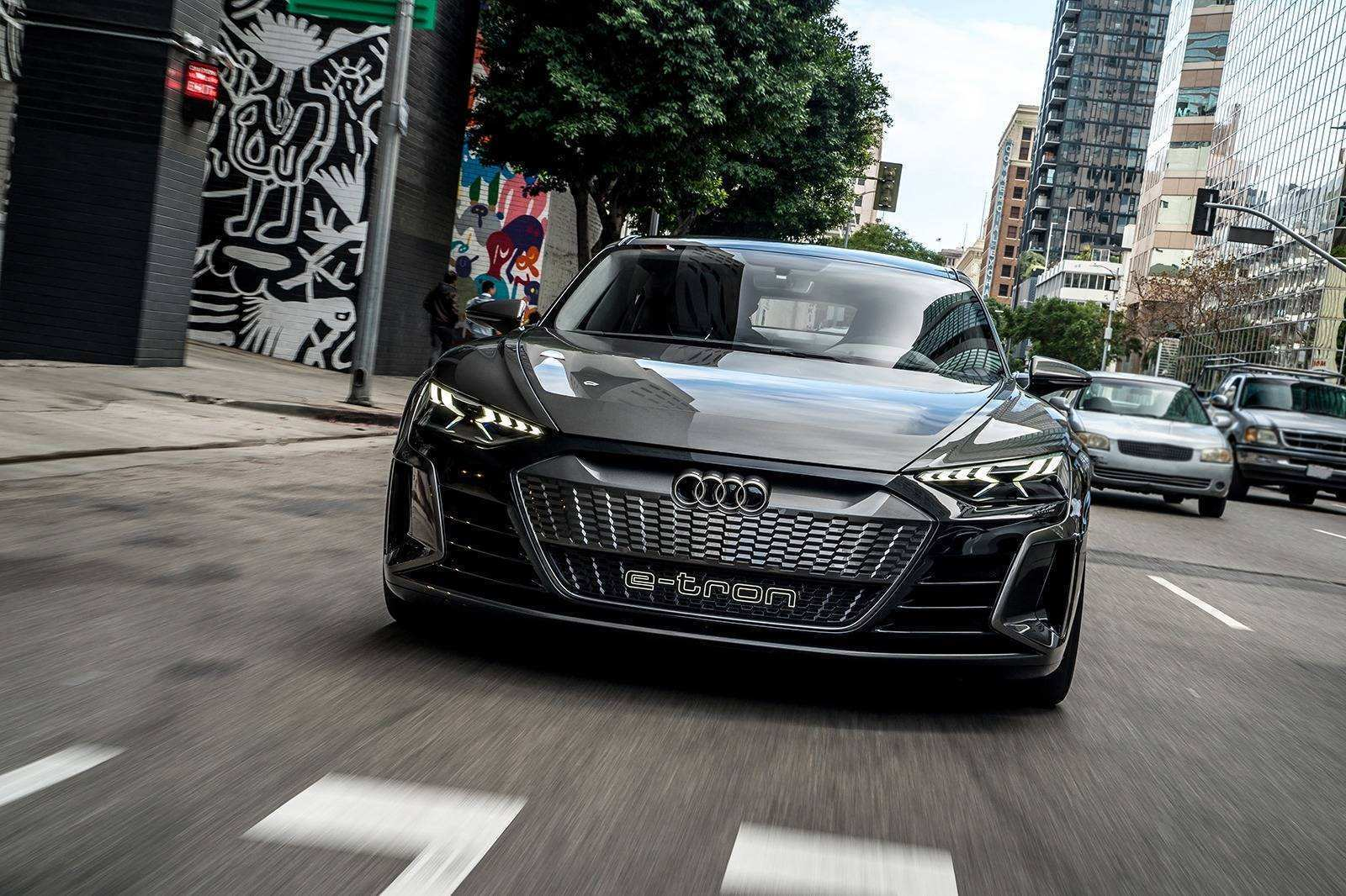 63 A Audi E Tron Gt Price 2020 Review And Release Date