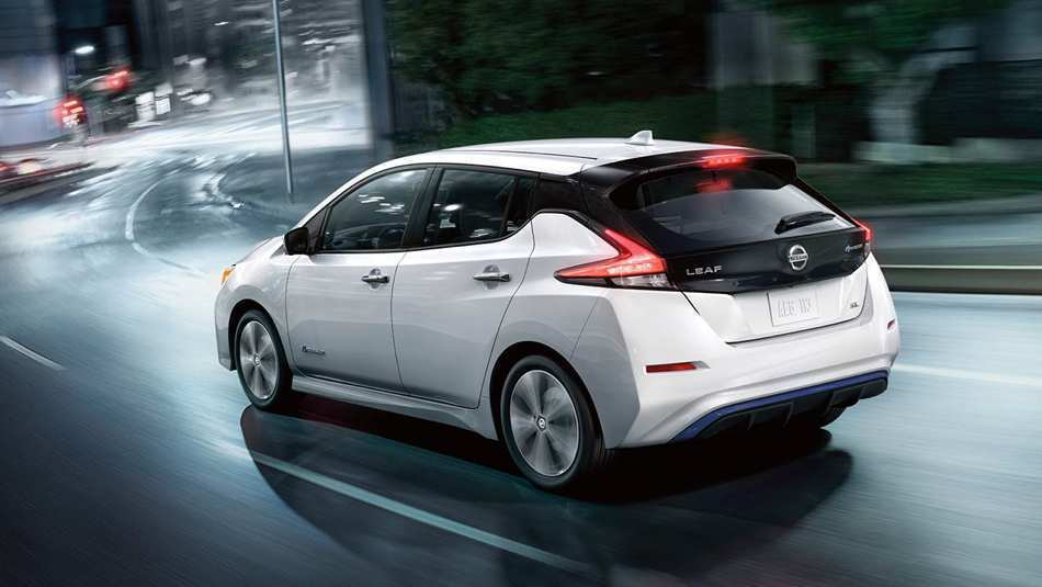 63 A Nissan Leaf 2020 Canada Concept and Review