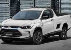 Nova Pick Up Chevrolet 2020