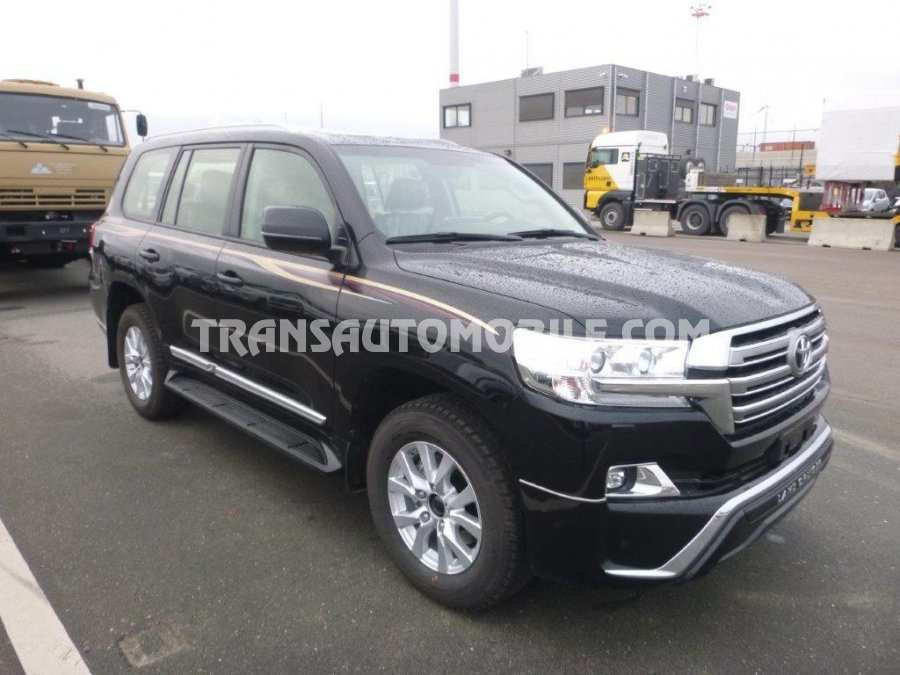 63 A Toyota Land Cruiser V8 2019 Redesign