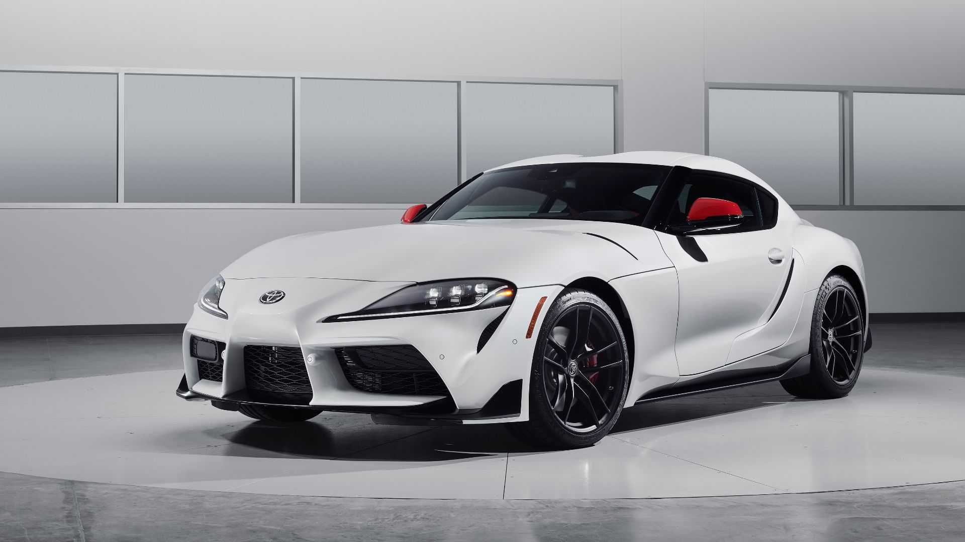 63 A Toyota Supra 2019 Price And Review