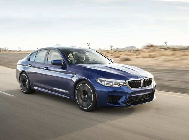 63 All New 2019 BMW M5 Images