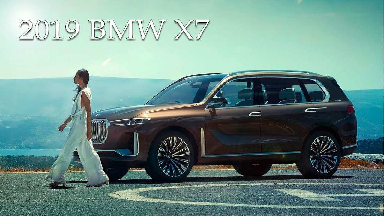 63 All New 2019 BMW X7 Suv Series Exterior