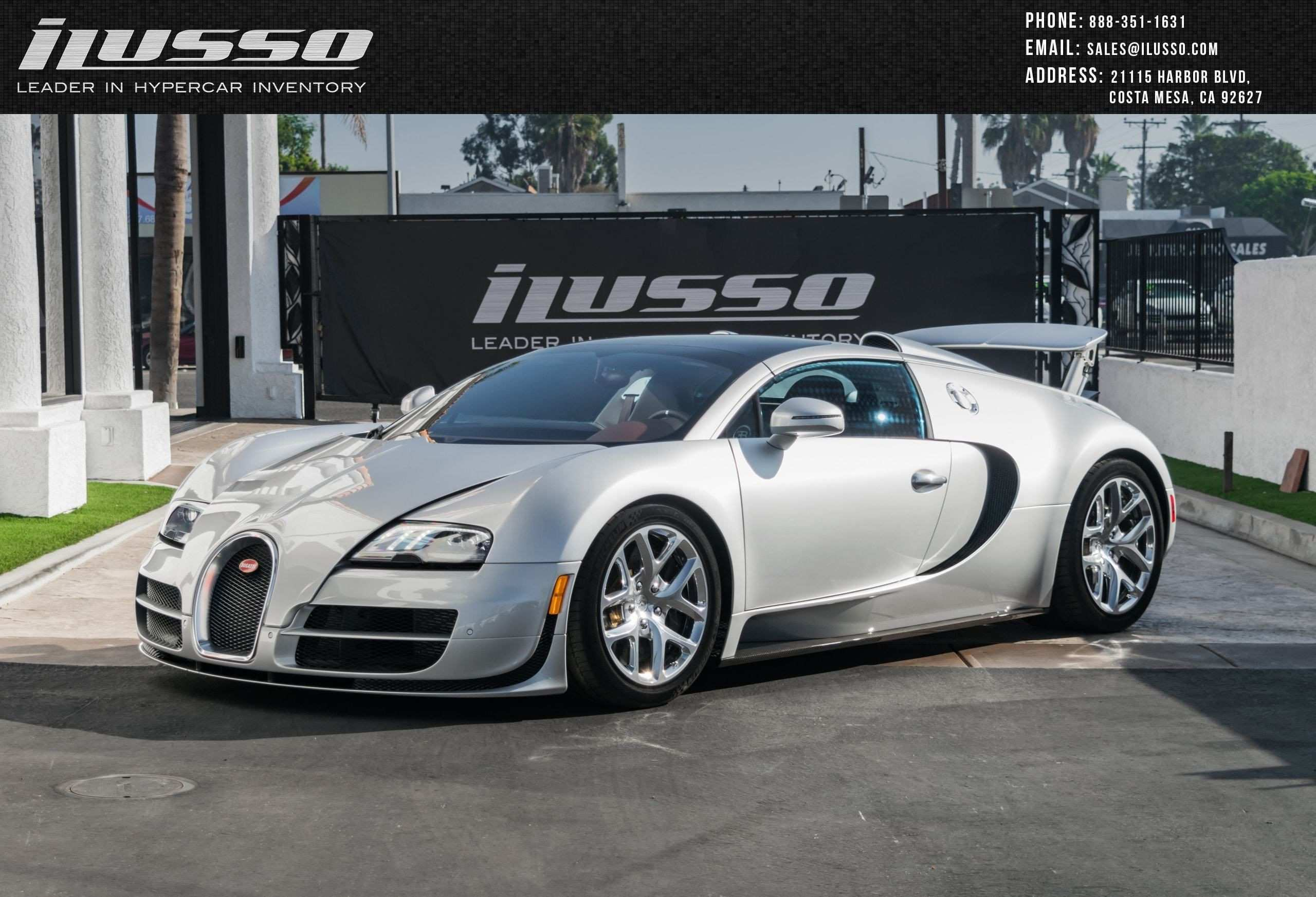63 All New 2019 Bugatti Veyron Specs And Review