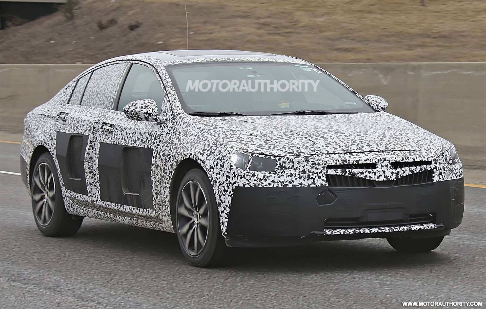 63 All New 2019 Buick Verano Spy Images