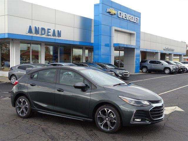 63 All New 2019 Chevy Cruze Performance