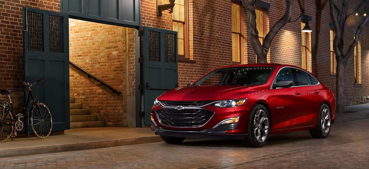 63 All New 2019 Chevy Malibu Exterior