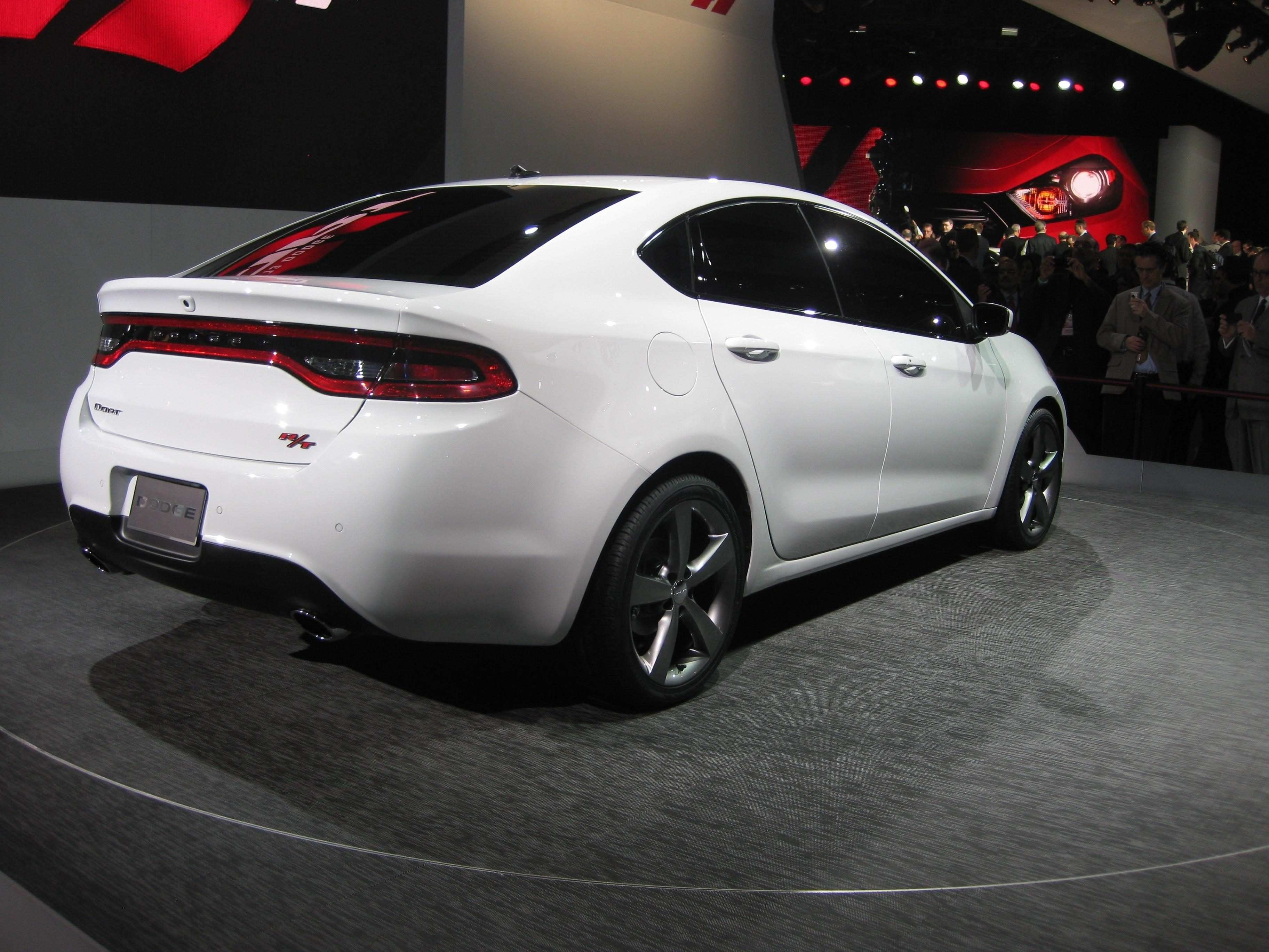 63 All New 2019 Dodge Dart SRT Exterior