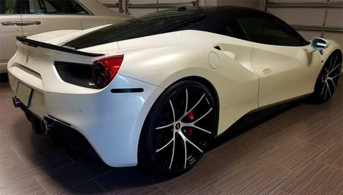 63 All New 2019 Ferrari 458 Spider Model