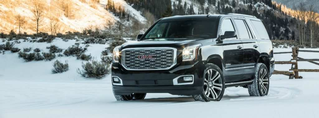 63 All New 2019 GMC Yukon Denali Overview