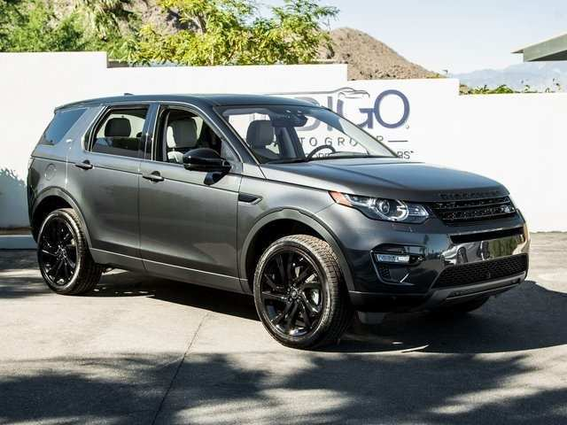 63 All New 2019 Land Rover Discovery Sport Model