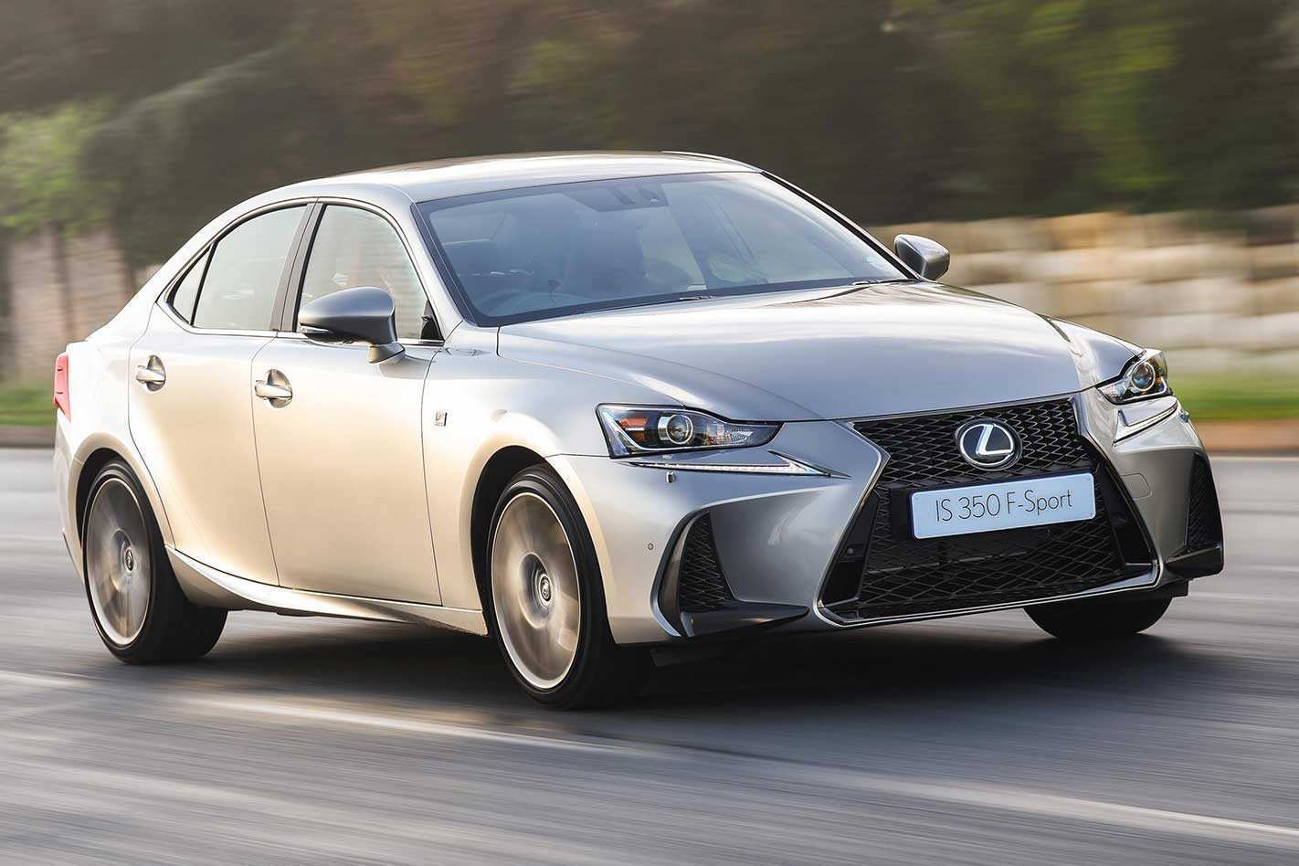 63 All New 2019 Lexus IS350 Spesification