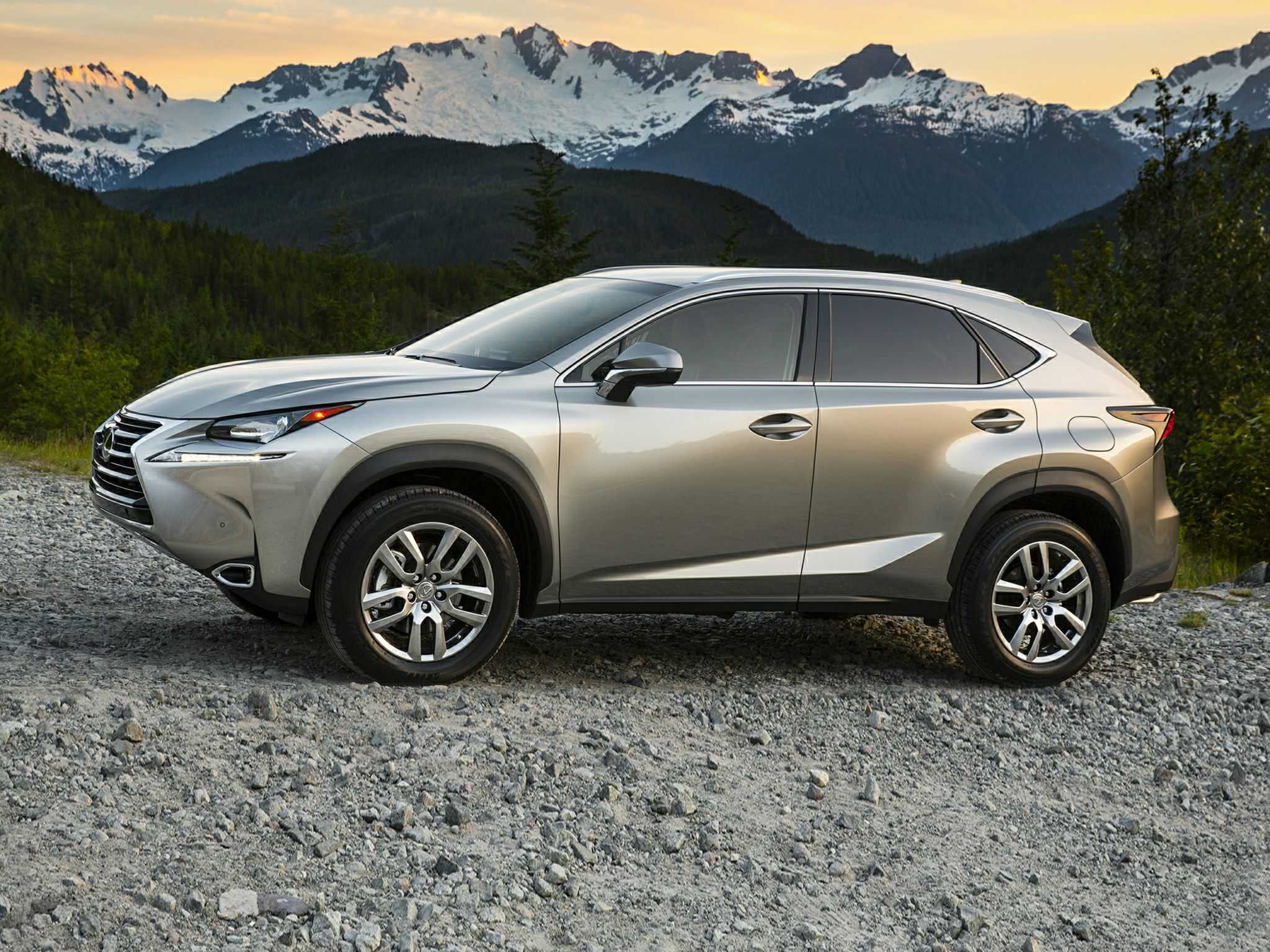 63 All New 2019 Lexus NX 200t Concept