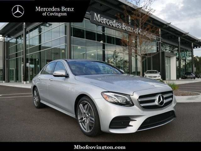 63 All New 2019 Mercedes Benz E Class Price Design And Review