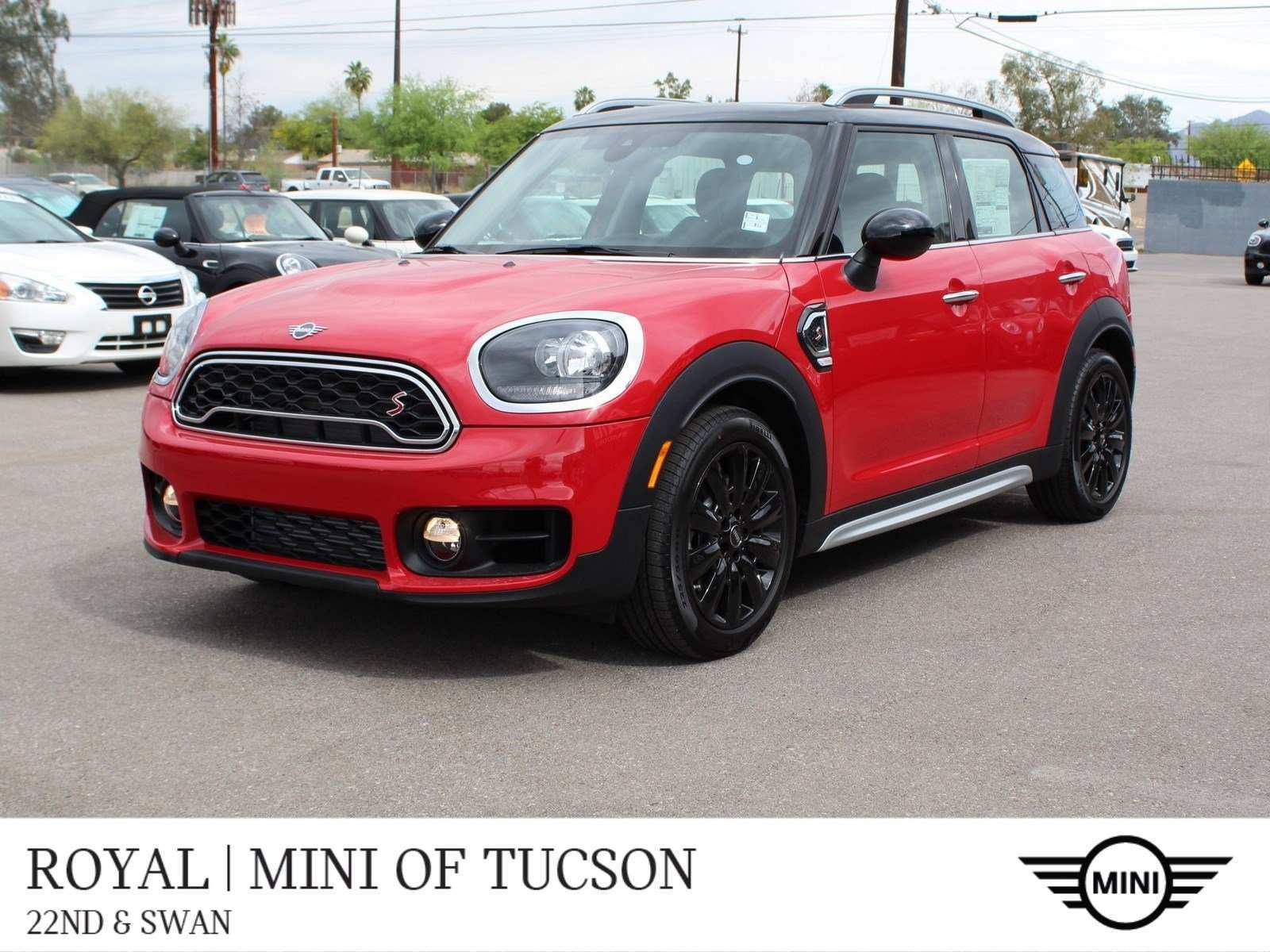 63 All New 2019 Mini Countryman Ratings