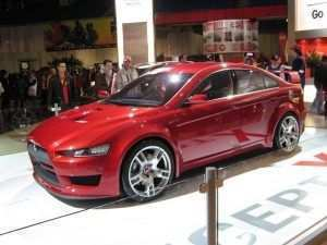 63 All New 2019 Mitsubishi Lancer EVO XI Spesification